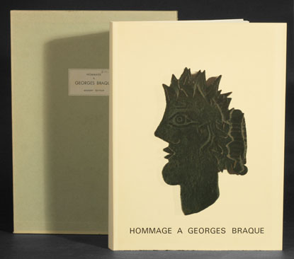 First edition: Derriere le Miroir, Homage a Georges Braque