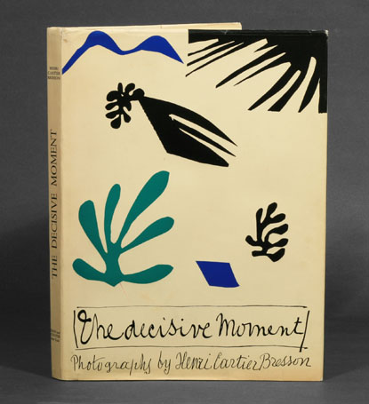 Henri Cartier-Bresson: The Decisive Moment, first edition