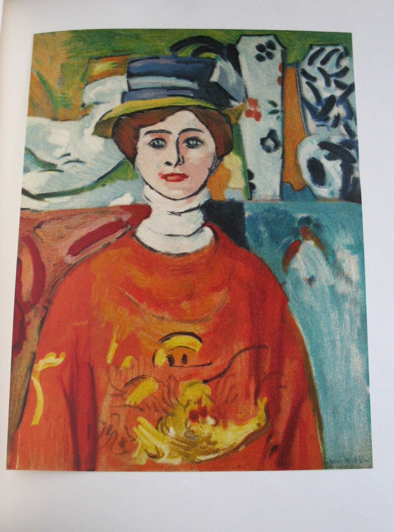 henri matisse  portraits  first edition  with original matisse lithograph